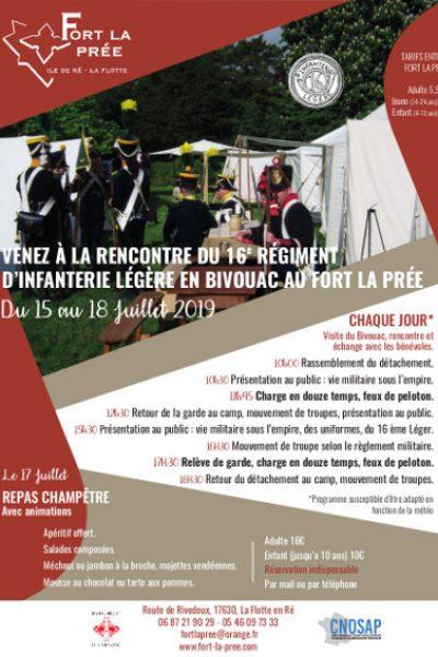 Affiche evenments_fortlapree_Bivouac