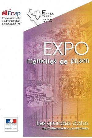 Exposition Mémoires de prison